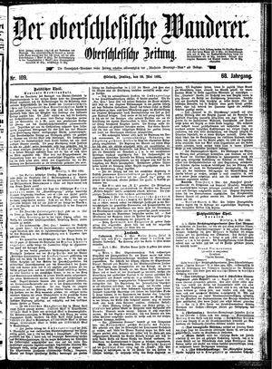 ˜Derœ Oberschlesische Wanderer on May 10, 1895