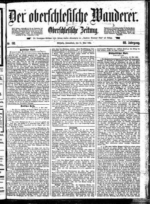 ˜Derœ Oberschlesische Wanderer vom 11.05.1895