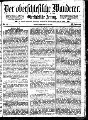 ˜Derœ Oberschlesische Wanderer vom 21.05.1895