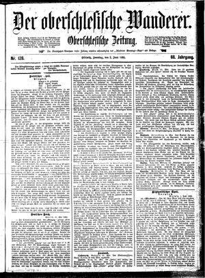 ˜Derœ Oberschlesische Wanderer vom 02.06.1895