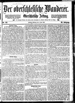 ˜Derœ Oberschlesische Wanderer vom 05.06.1895