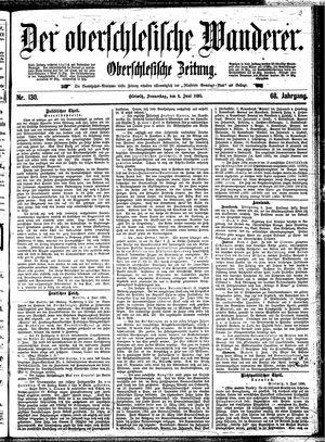 ˜Derœ Oberschlesische Wanderer vom 06.06.1895
