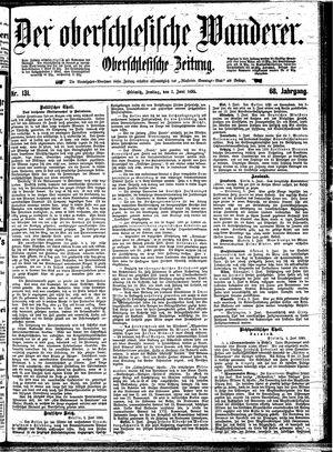 ˜Derœ Oberschlesische Wanderer vom 07.06.1895