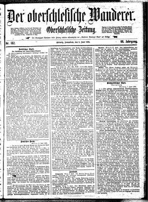 ˜Derœ Oberschlesische Wanderer vom 08.06.1895