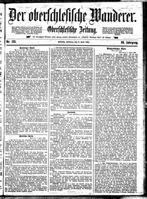 ˜Derœ Oberschlesische Wanderer vom 09.06.1895