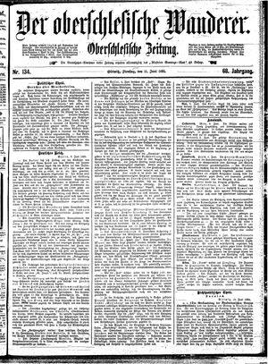 ˜Derœ Oberschlesische Wanderer vom 11.06.1895