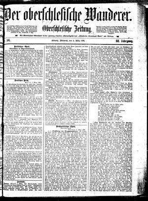 ˜Derœ Oberschlesische Wanderer vom 04.03.1896