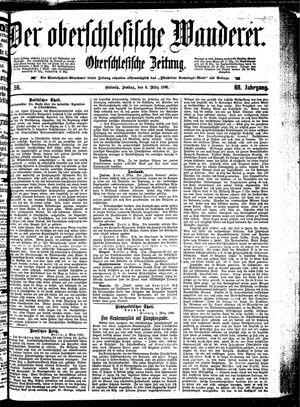 ˜Derœ Oberschlesische Wanderer vom 06.03.1896