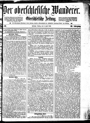 ˜Derœ Oberschlesische Wanderer on Apr 3, 1896