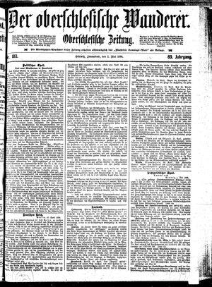 ˜Derœ Oberschlesische Wanderer vom 02.05.1896