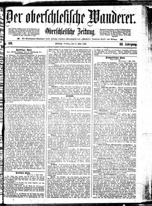 ˜Derœ Oberschlesische Wanderer vom 08.05.1896