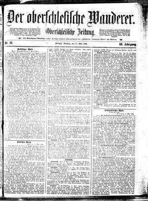 ˜Derœ Oberschlesische Wanderer vom 12.05.1896