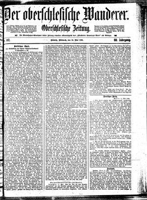 ˜Derœ Oberschlesische Wanderer on May 13, 1896
