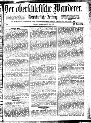 ˜Derœ Oberschlesische Wanderer vom 20.05.1896