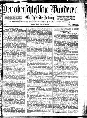 ˜Derœ Oberschlesische Wanderer vom 22.05.1896