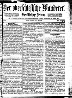 ˜Derœ Oberschlesische Wanderer vom 23.05.1896
