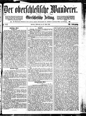 ˜Derœ Oberschlesische Wanderer vom 27.05.1896