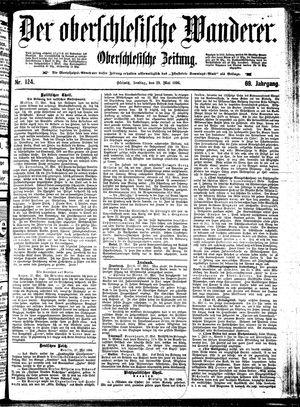 ˜Derœ Oberschlesische Wanderer vom 29.05.1896