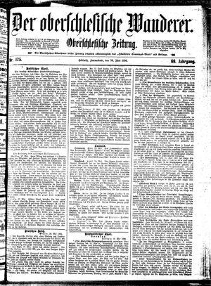 ˜Derœ Oberschlesische Wanderer on May 30, 1896