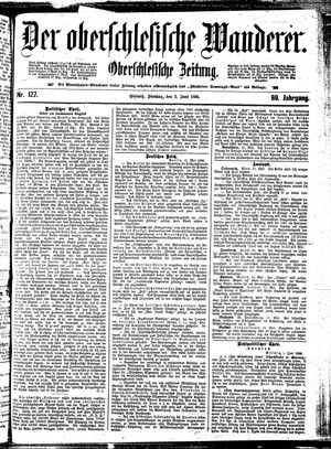 ˜Derœ Oberschlesische Wanderer vom 02.06.1896