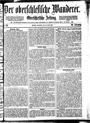 ˜Derœ Oberschlesische Wanderer vom 13.06.1896