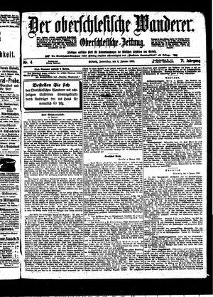 ˜Derœ Oberschlesische Wanderer vom 06.01.1898