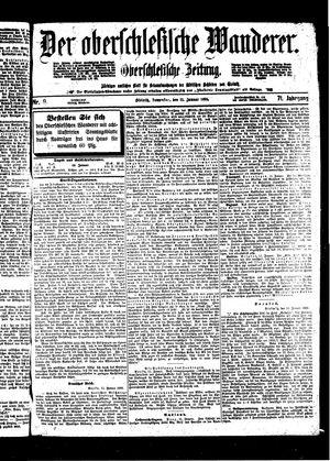 ˜Derœ Oberschlesische Wanderer vom 13.01.1898