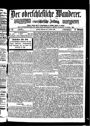 ˜Derœ Oberschlesische Wanderer vom 09.02.1898