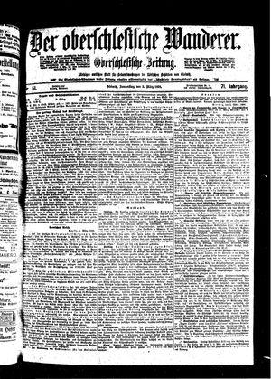 ˜Derœ Oberschlesische Wanderer vom 03.03.1898