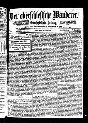 ˜Derœ Oberschlesische Wanderer vom 04.03.1898