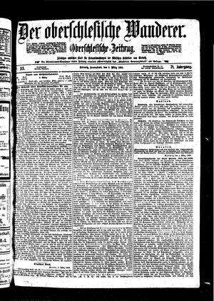 ˜Derœ Oberschlesische Wanderer vom 05.03.1898
