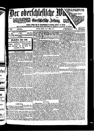 ˜Derœ Oberschlesische Wanderer vom 08.03.1898