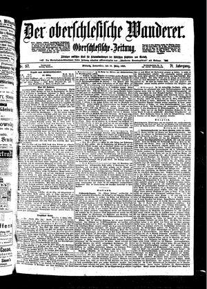 ˜Derœ Oberschlesische Wanderer vom 10.03.1898