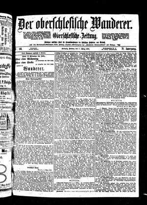˜Derœ Oberschlesische Wanderer vom 11.03.1898