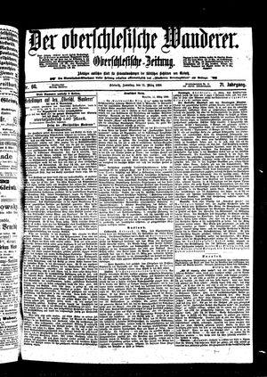 ˜Derœ Oberschlesische Wanderer vom 13.03.1898