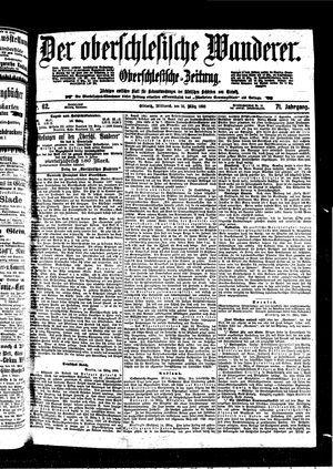 ˜Derœ Oberschlesische Wanderer vom 16.03.1898