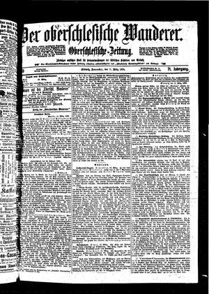 ˜Derœ Oberschlesische Wanderer vom 17.03.1898