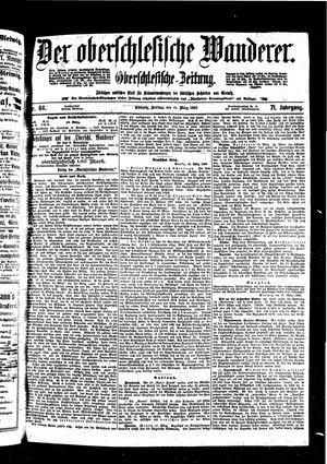 ˜Derœ Oberschlesische Wanderer vom 18.03.1898