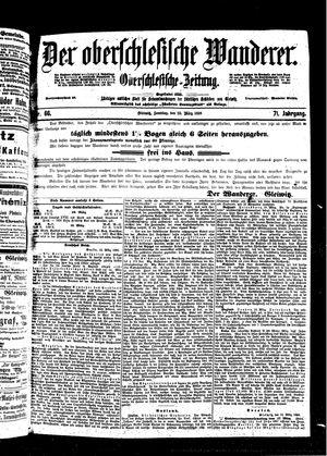 ˜Derœ Oberschlesische Wanderer vom 20.03.1898