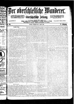 ˜Derœ Oberschlesische Wanderer vom 06.04.1898