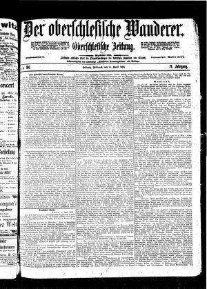 ˜Derœ Oberschlesische Wanderer on Apr 13, 1898