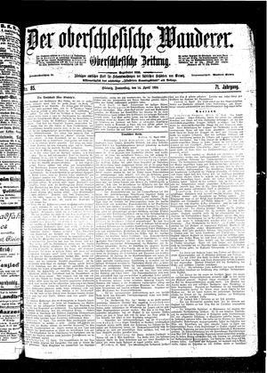 ˜Derœ Oberschlesische Wanderer on Apr 14, 1898