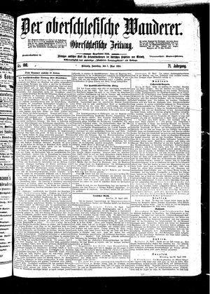 ˜Derœ Oberschlesische Wanderer vom 01.05.1898