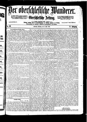 ˜Derœ Oberschlesische Wanderer vom 03.05.1898