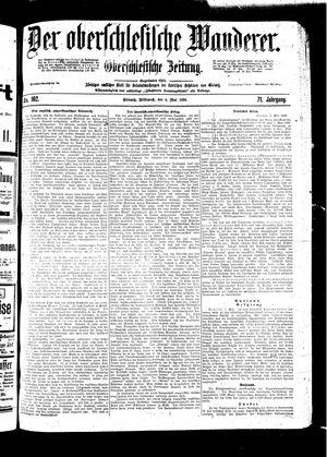 ˜Derœ Oberschlesische Wanderer on May 4, 1898