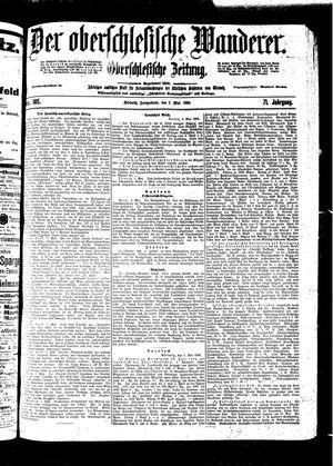 ˜Derœ Oberschlesische Wanderer on May 7, 1898