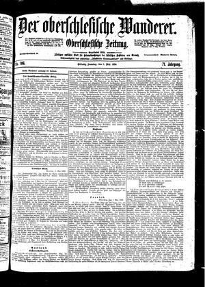 ˜Derœ Oberschlesische Wanderer vom 08.05.1898