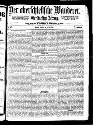 ˜Derœ Oberschlesische Wanderer vom 10.05.1898