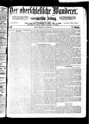 ˜Derœ Oberschlesische Wanderer vom 11.05.1898