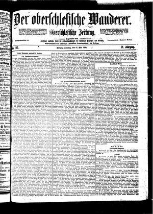 ˜Derœ Oberschlesische Wanderer vom 15.05.1898